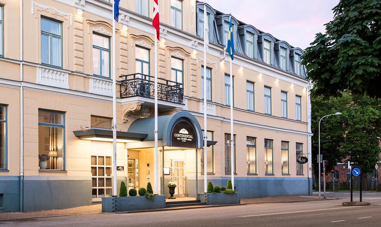Hotel Continental du Sud