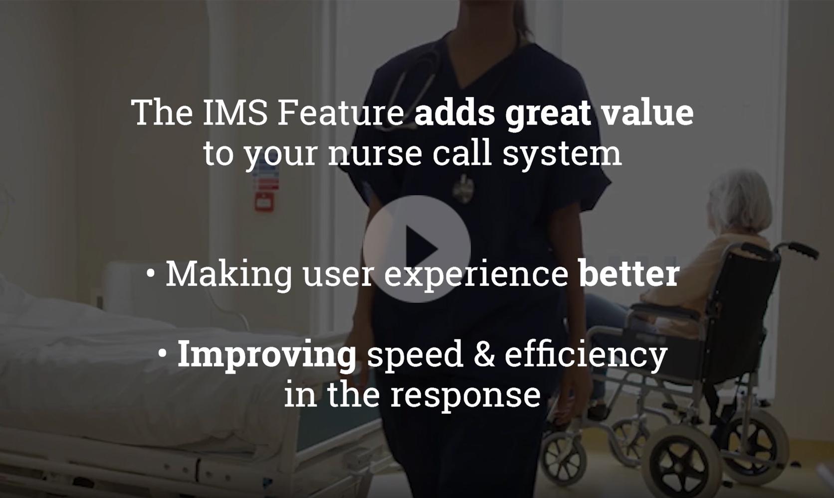 More life to Nurse Call systems using ESPA