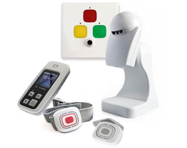 Alarm transmitters