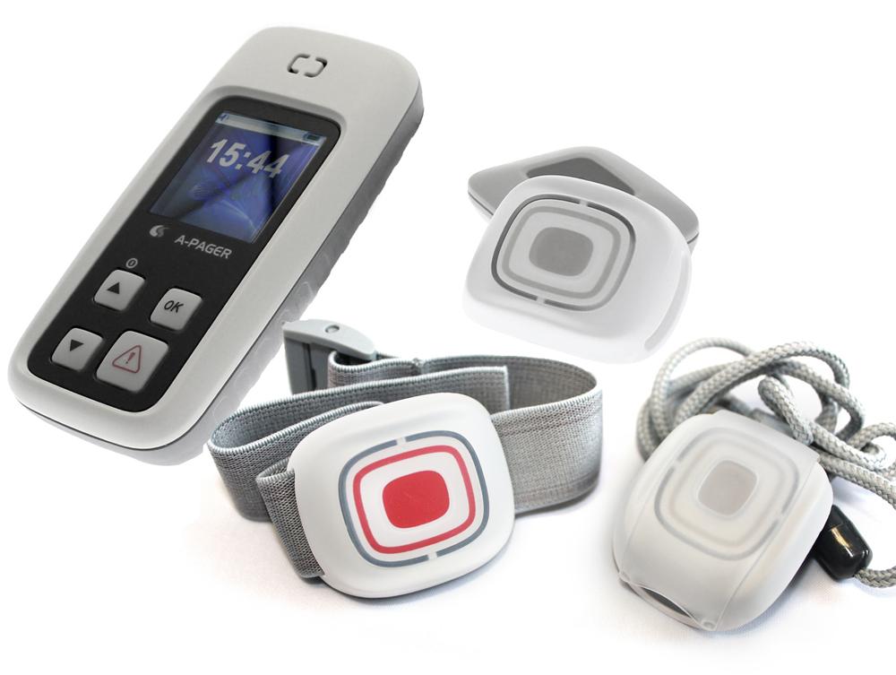 Portable alarm